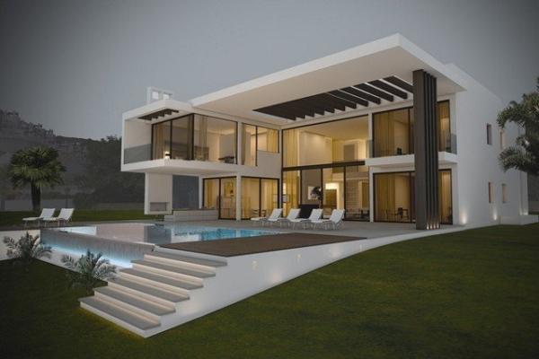 Sold: 5 Bedroom, 5 Bathroom Villa in La Quinta Golf, Nueva Andalucia