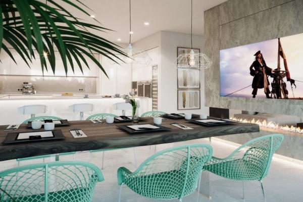 5 Bedroom, 4.5 Bathroom Villa For Sale in La Quinta, Nueva Andalucia